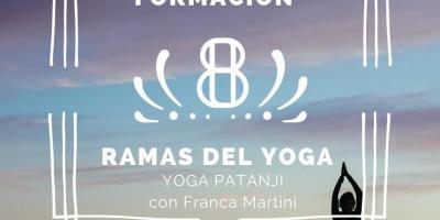 Formacion rama de la yoga