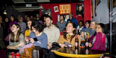 último barcelona comedy club