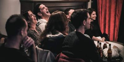¡barcelona comedy club!