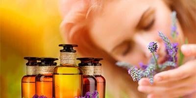 Taller con aromaterapia