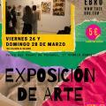 Evento de arte joven